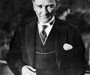 Atatürk'ün Yazdığı Kitaplar