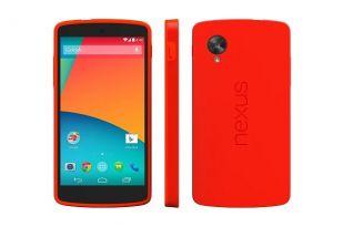 kırmızı nexus 5