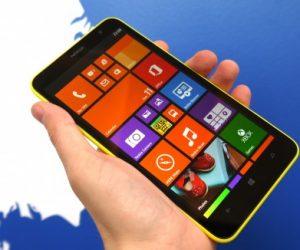 Nokia Lumia 1320 Özellikleri