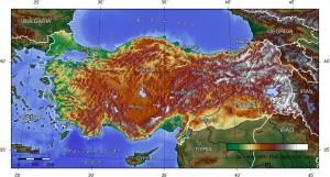 Turkey_topo