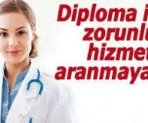 Sağlık Personeli Zorunlu Hizmet Ne Zaman Kalkacak 2014