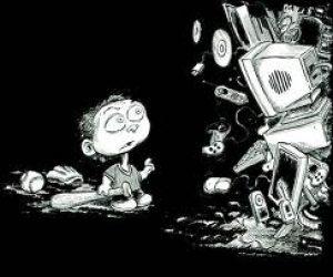 Teknolojinin Zararları ile İlgili Münazara