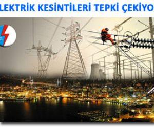 Elektrik Kesintilerinin Sebebi Nedir
