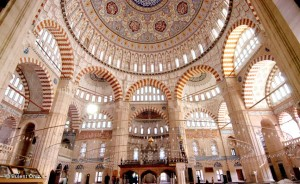 Edirne-Selimiye-Cami