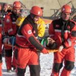Erzurum Asya Arama Kurtarma ekibi deprem tatbikat?