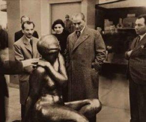 Atatürk'ün Sanata Verdiği Önem Kısa Bilgi