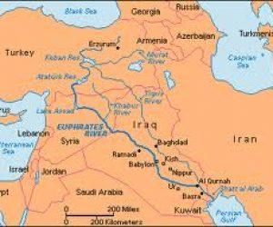 Fırat Nehri Hangi Bölgemizde? Nerelerden Geçer? Nereye Dökülür?
