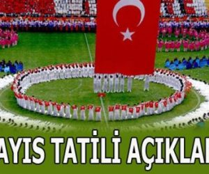 20 Mayıs 2014 Okullar Tatil Mi