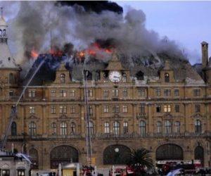 Yangın Ne Demek Yangından Korunma Yolları Nelerdir