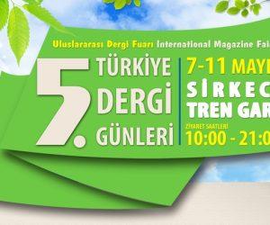 5. Türkiye Dergi Günleri 2014