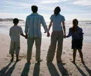 Ailenin Önemi İle İlgili Kompozisyon