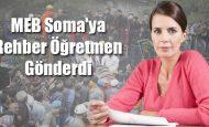Soma İçin MEB 70 Rehber Öğretmen Görevlendirdi