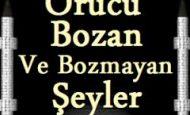 Serum Orucu Bozar mı?