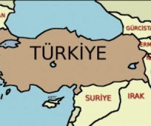 Türkiye'ye Komşu Olan Ülkeler Nelerdir
