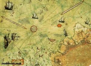 piri-reis-çanakkale-haritası