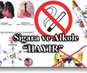 Sigara ve Alkolün Zararları