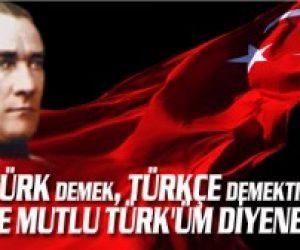Atatürk'ün Dile Verdiği Önem