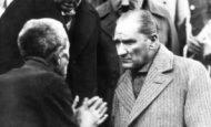 Atatürk'ün Vatan ve Millet Sevgisi İle İlgili Yazı