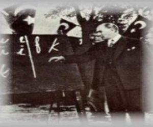 Atatürk'ün Öğretmenlere Söylediği Sözler