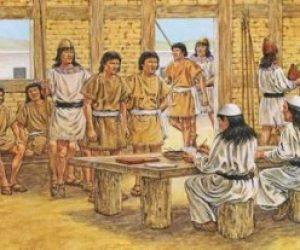 Pankuş Meclisi Hangi Uygarlığa Aittir