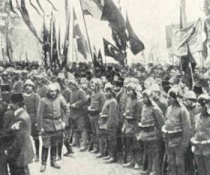 Osmanlı Devletinin 1. Dünya Savaşına Girmesinin Nedenleri