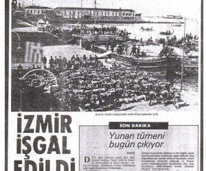 İzmir'in İşgali Sırasındaki Olaylar Nelerdir