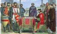 Magna Carta Kimler Arasında İmzalandı