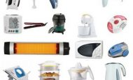 Evde Kullanılan Teknolojik Aletler