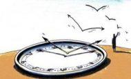 Zamanın Önemi İle İlgili Kompozisyon