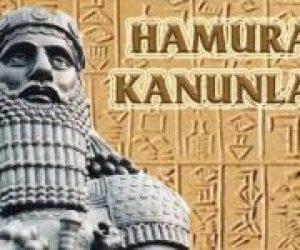 Hammurabi Kanunları Kısaca