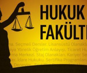 Hukuk Fakültesi Taban Puanları