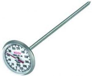 Metal Termometre Yapısı