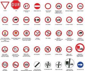 Trafik İşaretleri Ne İşe Yarar