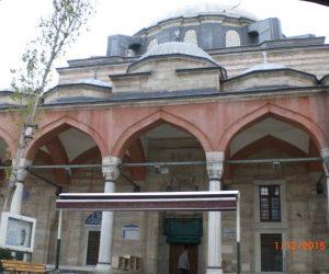 Hadım İbrahim Paşa Camii Tarihi