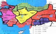 Frigya Lidya ve Urartu Devletleri Nerede Kurulmuştur