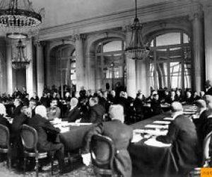 Paris Barış Konferansı Sonuçları Kısaca Bilgi Özet