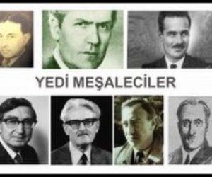 Yedi Meşaleciler Yazarları Kimlerdir?