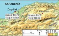 Türkiye'de Birbirinden Farklı İklim Tiplerinin Görülmesinin Nedenleri