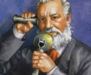 Graham Bell ilk kiminle konuştu