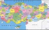 Türkiye'de Kaç Tane İl Var?
