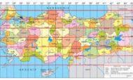 Türkiyenin Koordinatları Hangi Meridyen Ve Paralelde Yer Alır?