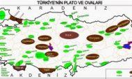 Türkiye'nin Önemli Ovaları Ve Platoları Nelerdir İsimleri