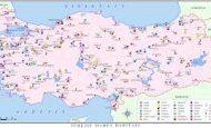 Türkiye'deki Madenler Ve Bulundukları Yerler