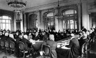Paris Barış Konferansı'nın Toplanma Amacı Nedir?