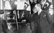 Atatürk Latin Alfabesini Neden Getirdi?