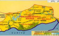 Güneydoğu Anadolu Bölgesinde Yetişen Tarım Ürünleri Nelerdir?