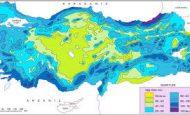 Türkiye'nin En Fazla Ve Az Yağış Alan Yerleri Nerelerdir?
