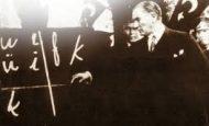 Yeni Türk Alfabesi Ne Zaman Kabul Edildi?