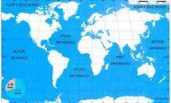 Dünya Üzerindeki Okyanuslar Nelerdir İsimleri