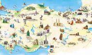 Türkiye'yi Yurdumuzu Tanıtan Bir Yazı Kısa